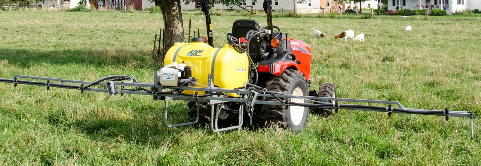 Cropcare Atv Sprayers Wiring Harness For Sprayer