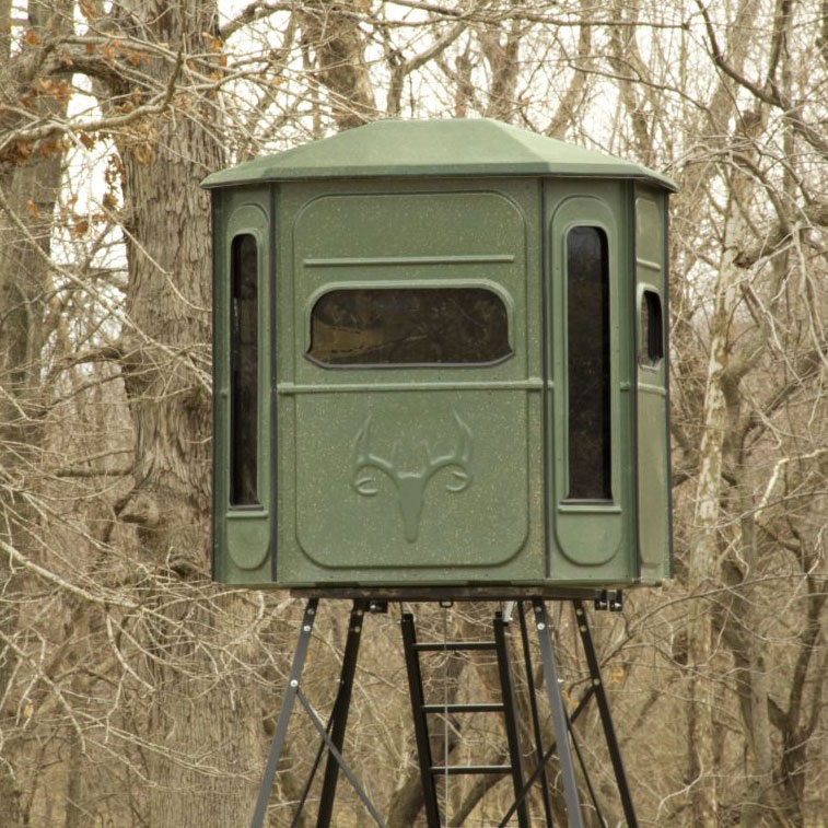 Redneck Hunting Blinds